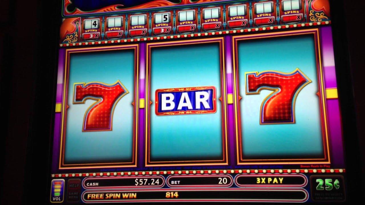 win in slot machines